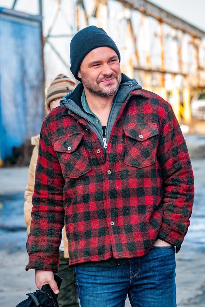 """CHICAGO PD Season 8 Episode 7 -- """"Instinct"""" Episode 807 -- Pictured: Patrick John Flueger as Adam Ruzek -- (Photo by: Matt Dinerstein/NBC)"""