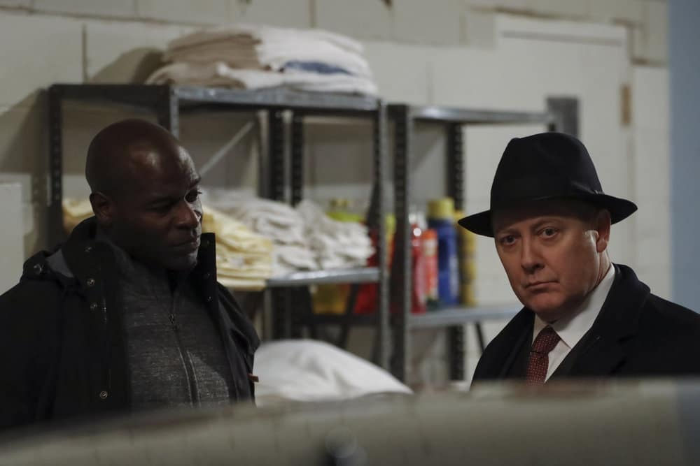 THE BLACKLIST Season 8 Episode 7 Chemical Mary #143