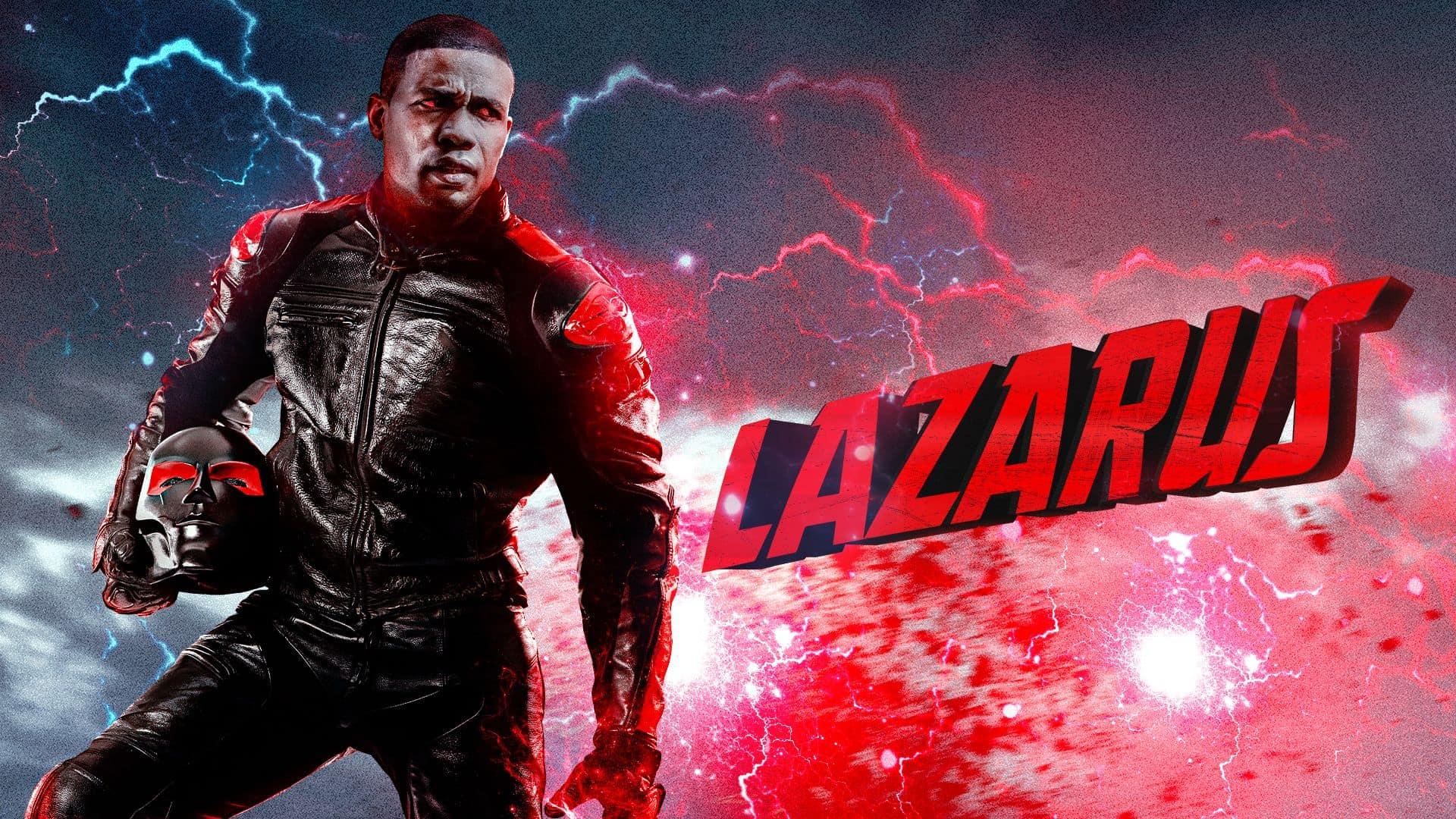 Lazarus Movie Poster