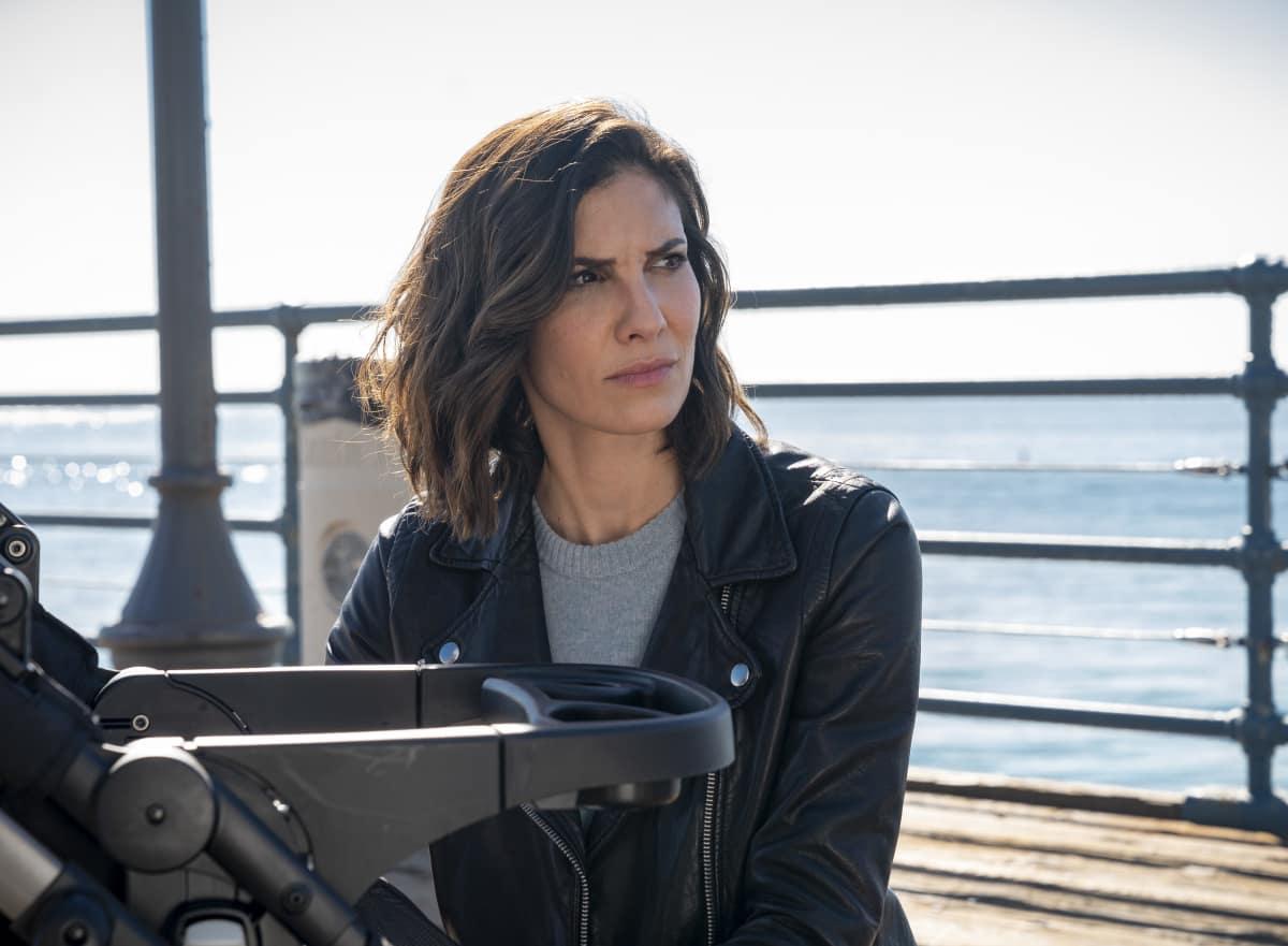 "NCIS Los Angeles Season 12 Episode 11 ""Russia, Russia, Russia"" - Pictured: Daniela Ruah (Special Agent Kensi Blye)"