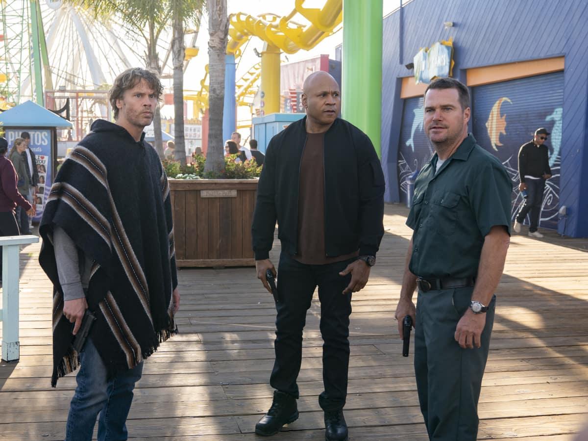 NCIS LOS ANGELES Season 12 Episode 11 Russia, Russia, Russia