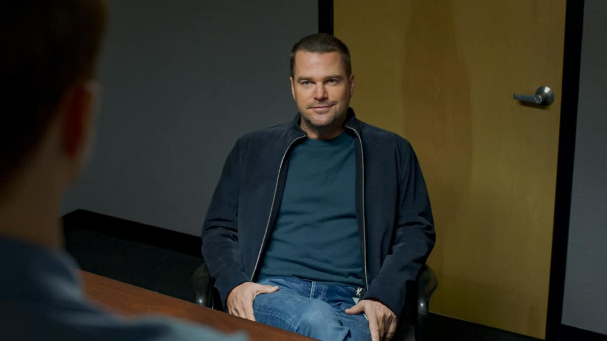 """NCIS Los Angeles Season 12 Episode 11 """"Russia, Russia, Russia"""" - Pictured: Chris O'Donnell (Special Agent G. Callen)."""