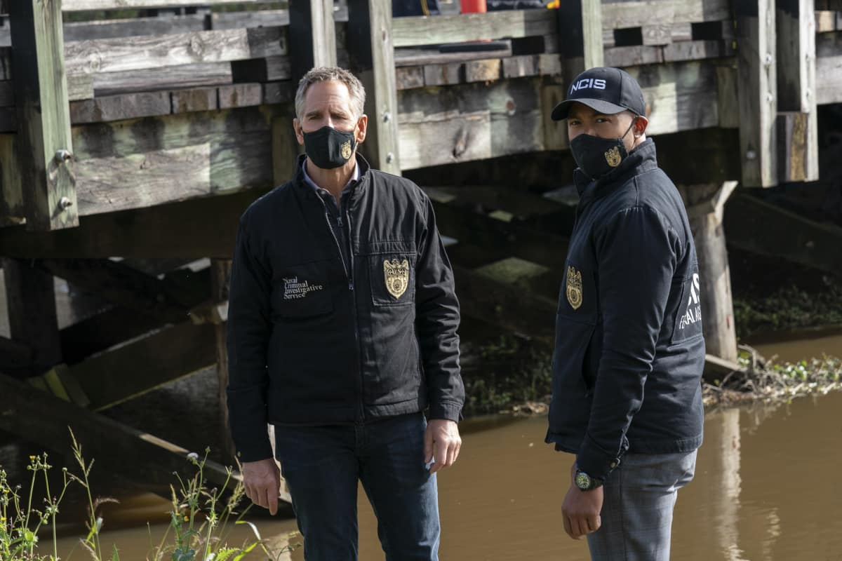 NCIS NEW ORLEANS Season 7 Episode 9 Photos Into Thin Air