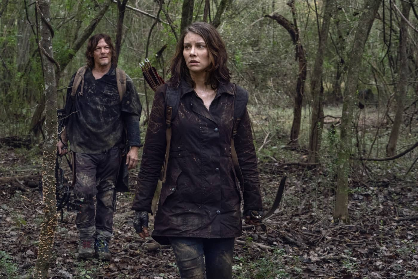 THE WALKING DEAD Season 10 Episode 17 Photos Home Sweet Home
