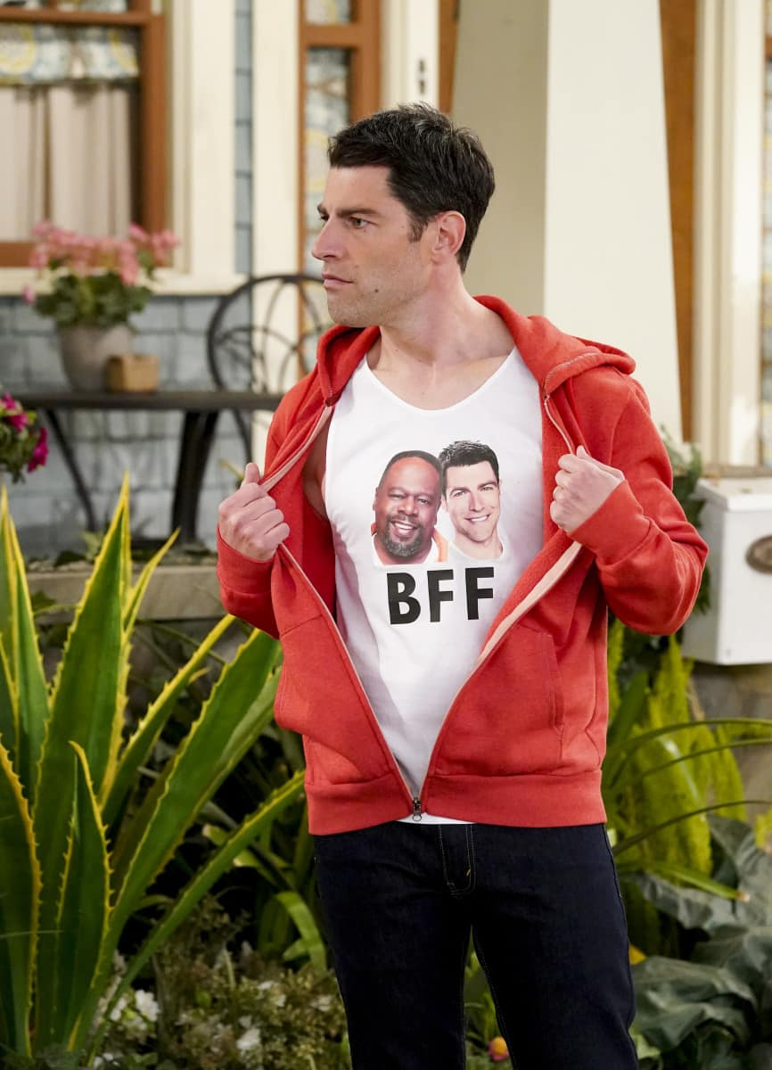 The Neighborhood Max Greenfield (Dave Johnson) BFF TShirt