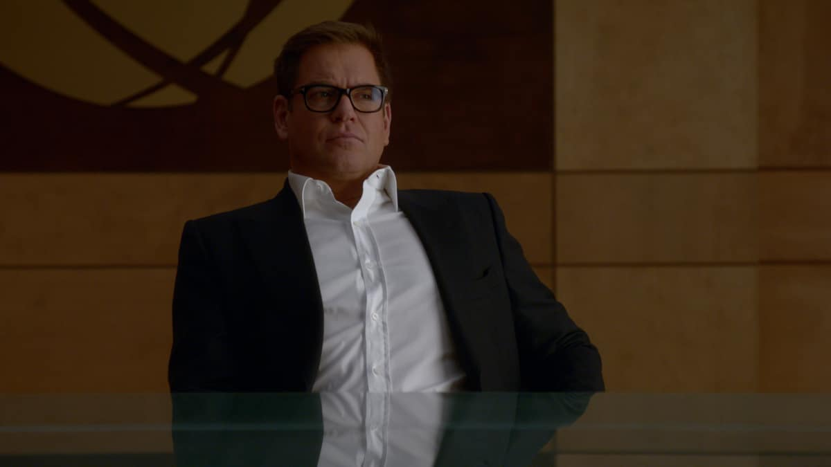 Bull Season 5 Episode 9 The Bad Client Pictured: Michael Weatherly as Dr. Jason Bull