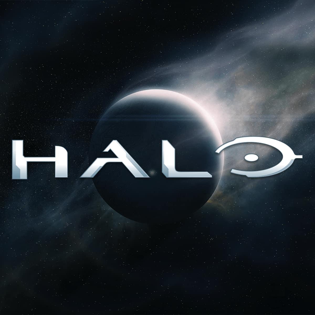 Halo Logo Paramount+