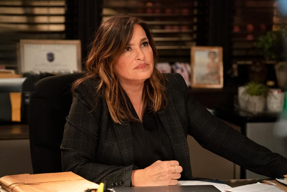 LAW AND ORDER SVU Season 22 Episode 8 Photos The Only Way Out Is Through