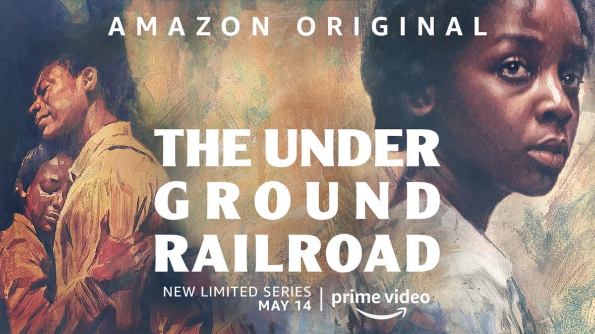 Amazon Prime Video Announces May 14 Premiere Date For THE UNDERGROUND  RAILROAD | Seat42F