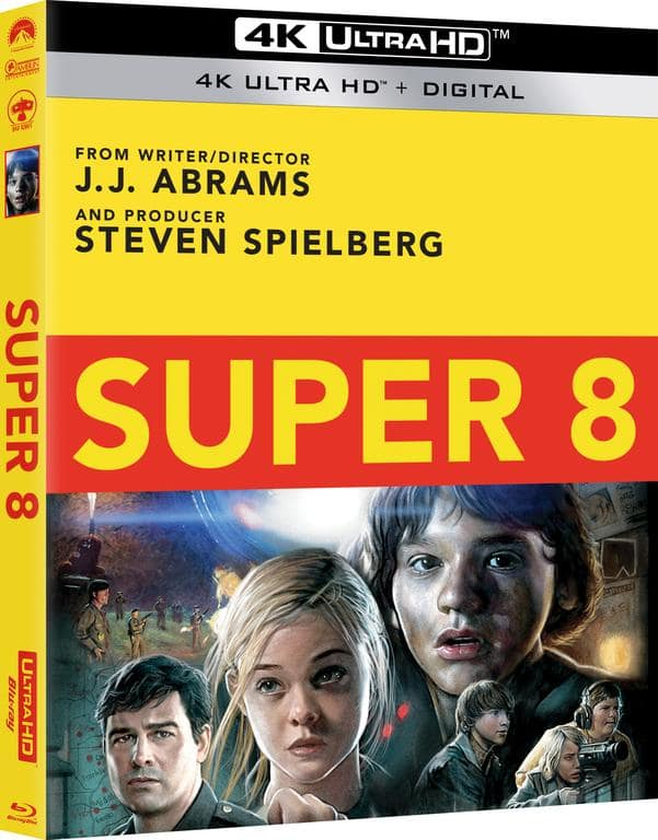 Super 8 4K Box Cover Artwork