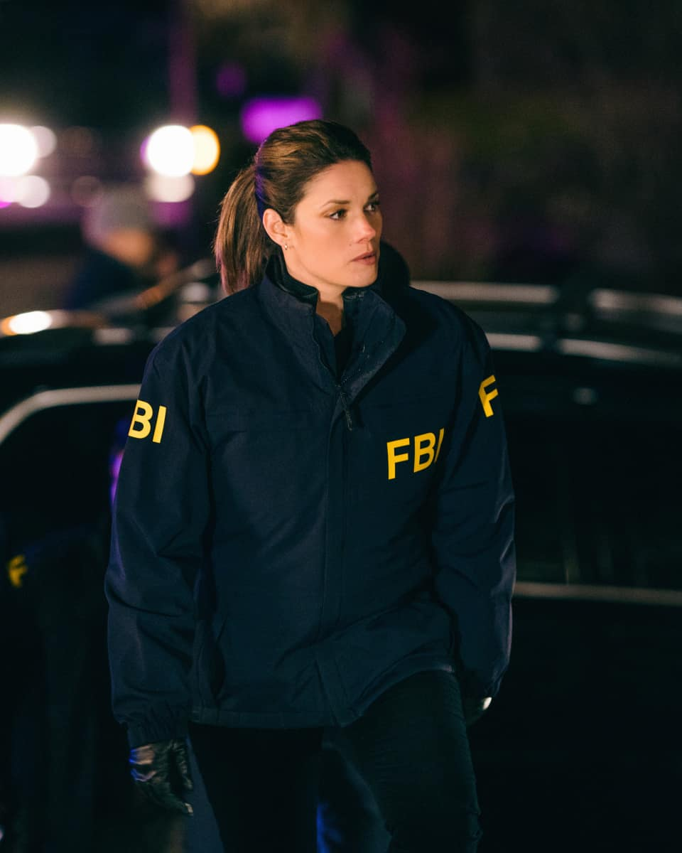 """FBI Season 3 Episode 7 """"Discord"""" - Pictured Missy Peregrym as Special Agent Maggie Bell"""
