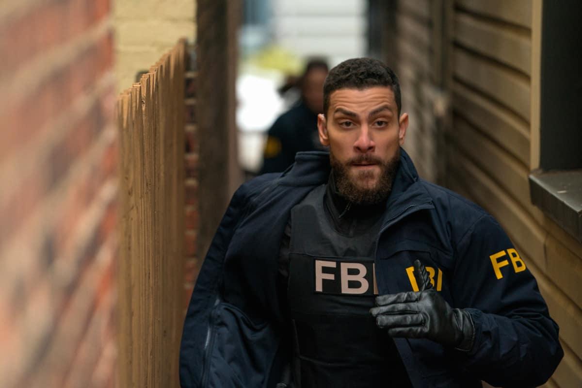 """FBI Season 3 Episode 7 """"Discord"""" - Pictured Zeeko Zaki as Special Agent Omar Adom OA Zidan"""