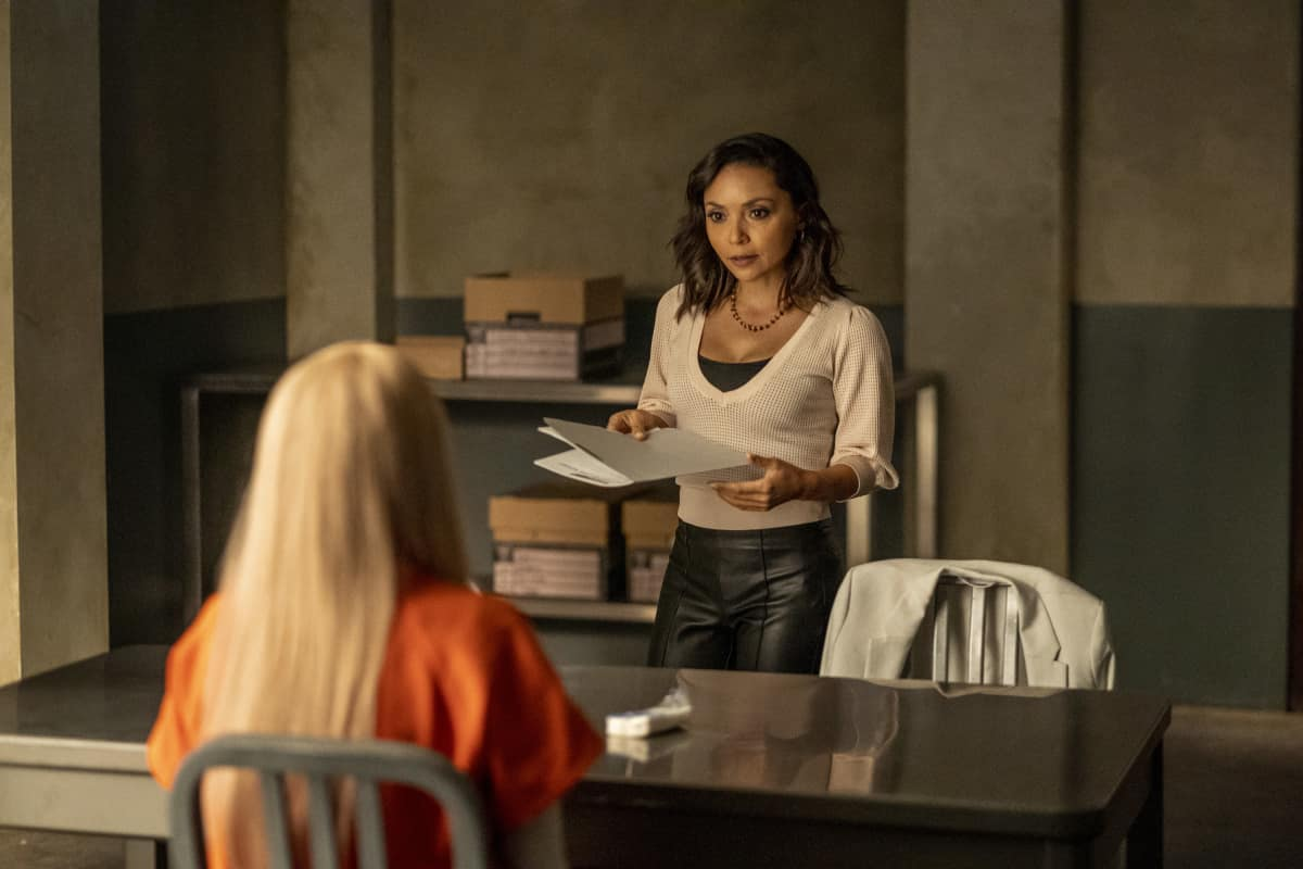 "The Flash Season 7 Episode 1 -- ""All's Wells That Ends Wells"" - Pictured: Danielle Nicolet as Cecile Horton -- Photo: The CW -- © 2021 The CW Network, LLC. All rights reserved"