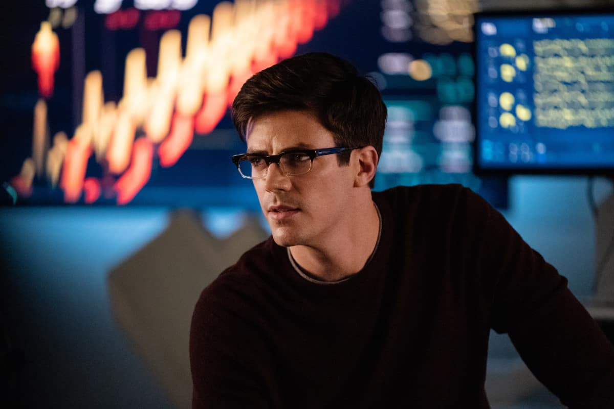 THE FLASH Season 7 Episode 1 Photos All's Wells That Ends Wells