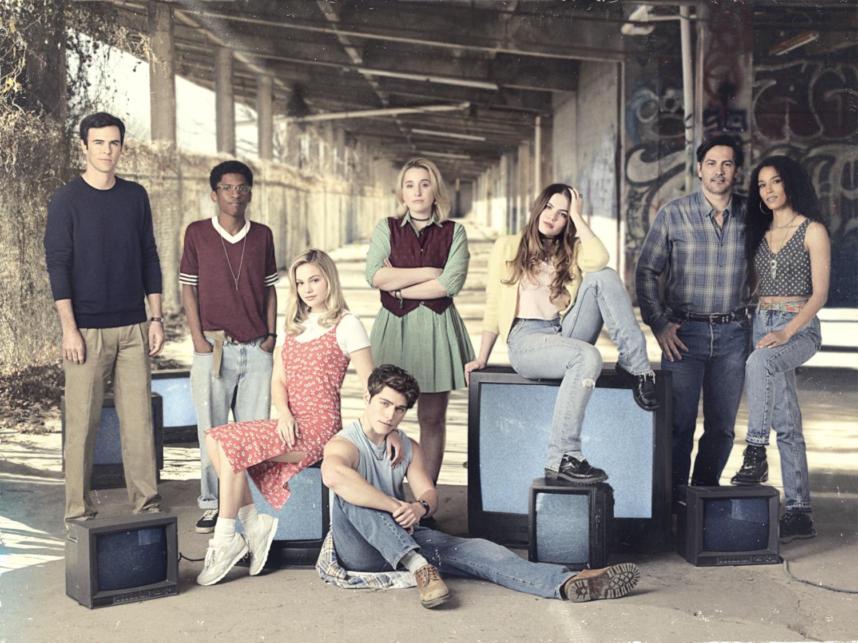 Cruel Summer Cast BLAKE LEE, ALLIUS BARNES, OLIVIA HOLT, FROY GUTIERREZ, HARLEY QUINN SMITH, CHIARA AURELIA, MICHAEL LANDES, BROOKLYN SUDANO