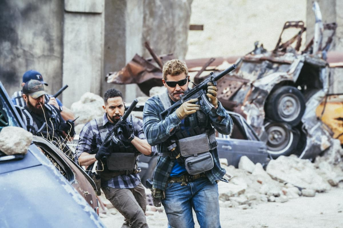 SEAL TEAM Season 4 Episode 8 Photos Cover For Action