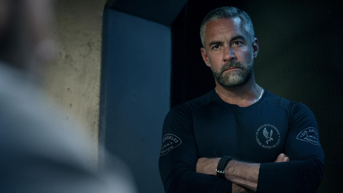 SWAT Season 4 Episode 10 Buried Pictured (L-R): Jay Harrington as David Deacon Kay.