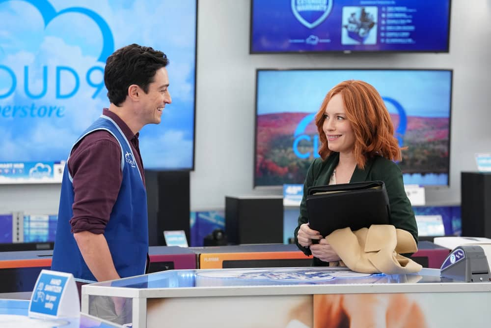 SUPERSTORE Season 6 Episode 11 Photos Deep Cleaning