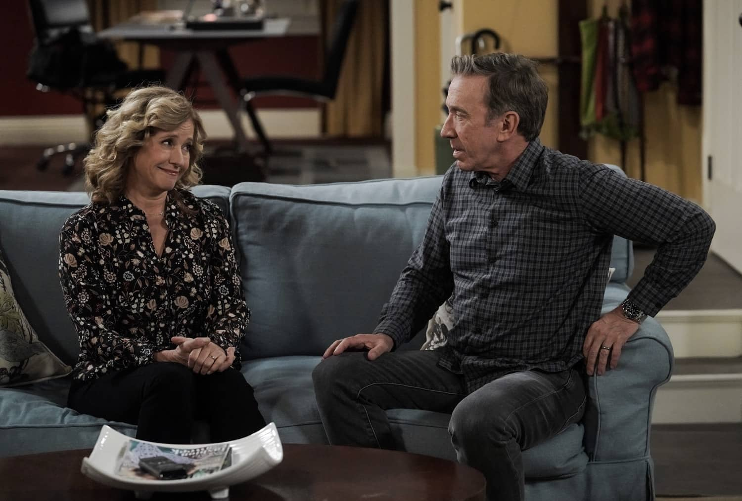 LAST MAN STANDING Season 9 Episode 10 Photos Meatless Mike