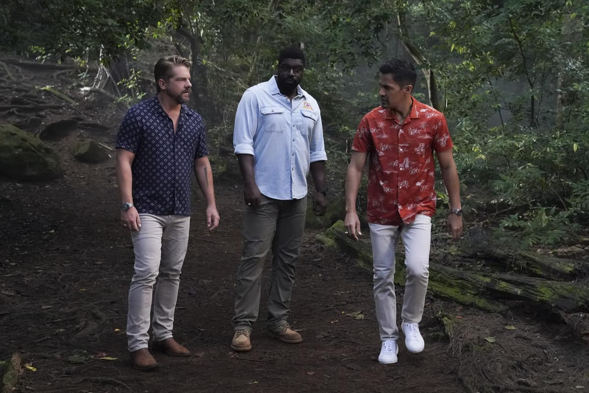 MAGNUM P.I. Season 3 Episode 10 Photos The Long Way Home
