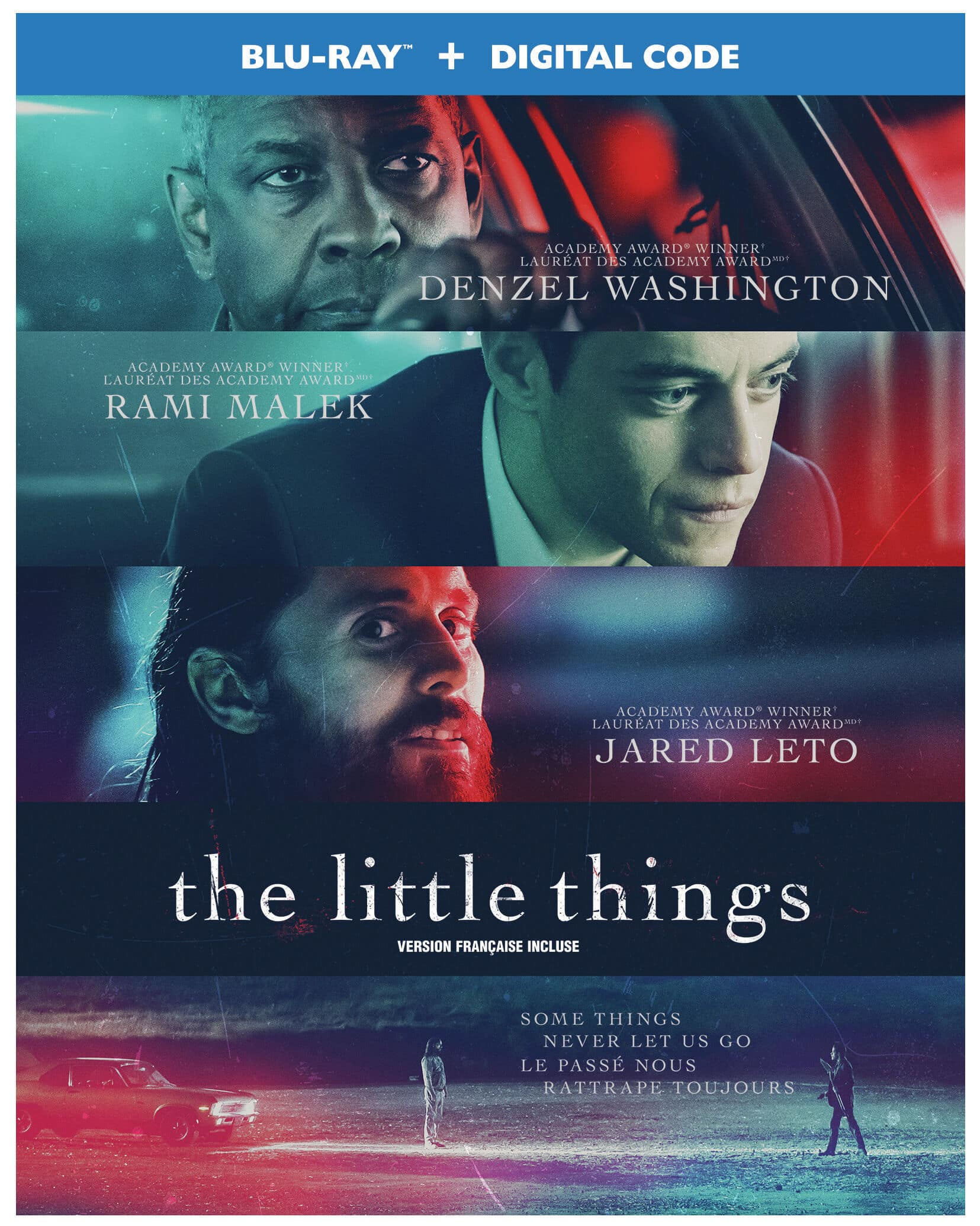 The Little Things Blu-ray DVD Box Cover Artwork