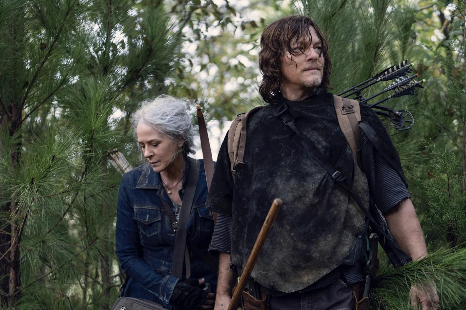 THE WALKING DEAD Season 10 Episode 18 Photos Find Me