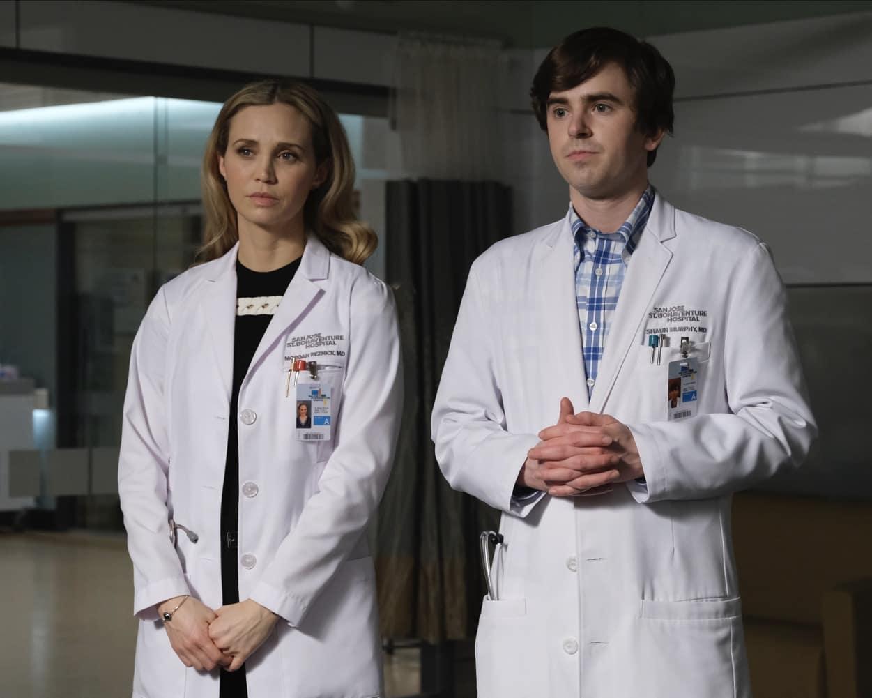THE GOOD DOCTOR Season 4 Episode 11 Photos We're All Crazy Sometimes