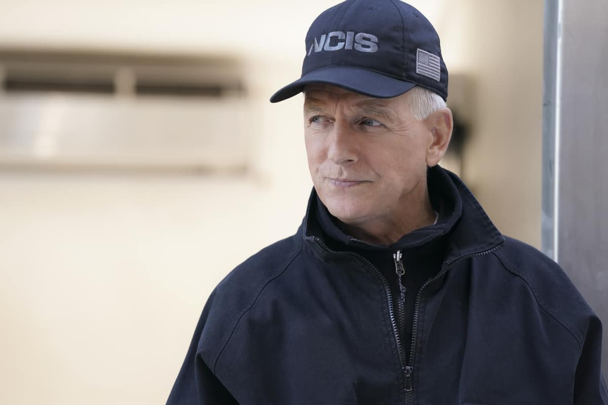 "NCIS Season 18 Episode 9 ""Winter Chill"" – Mark Harmon as NCIS Special Agent Leroy Jethro Gibbs."