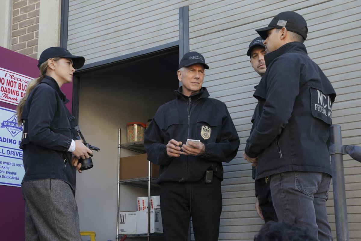 NCIS Season 18 Episode 9 Photos Winter Chill