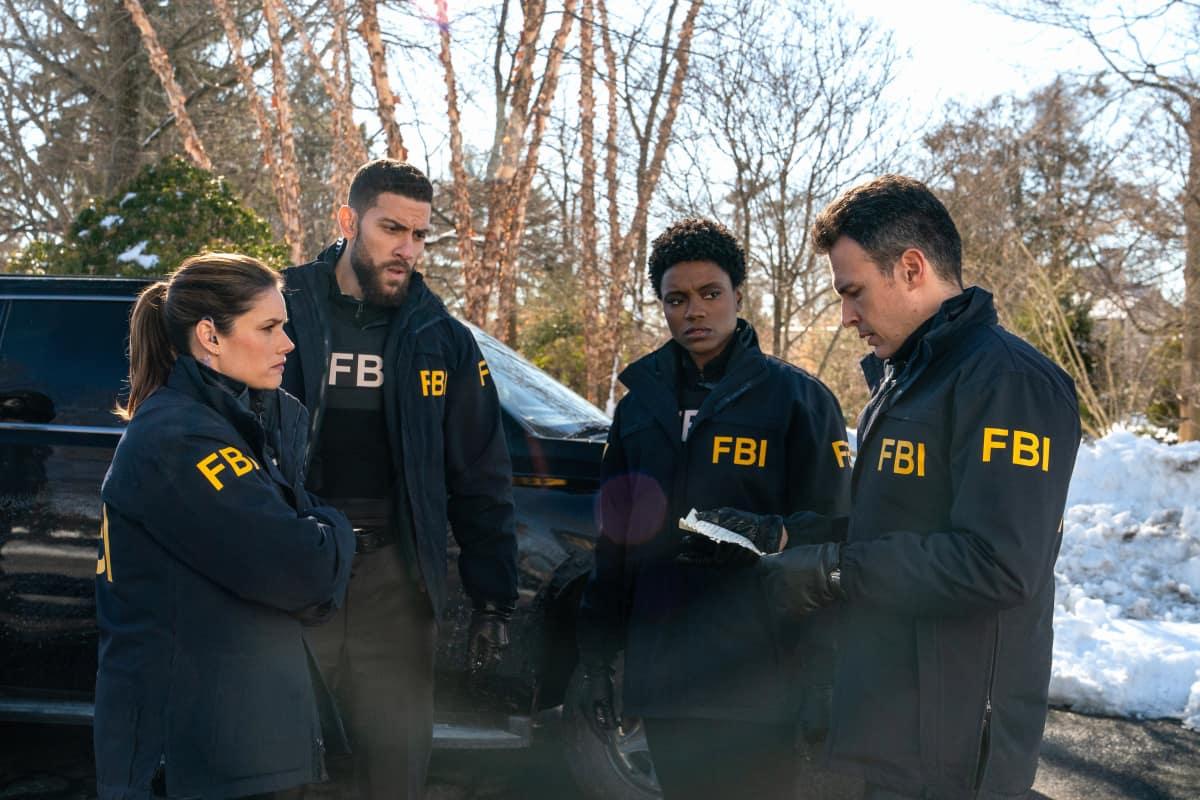 FBI Season 3 Episode 8 Photos Walk The Line