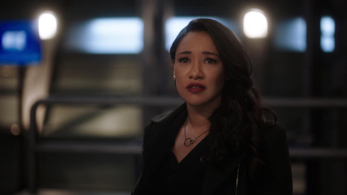 "The Flash Season 7 Episode 2 -- ""The Speed of Thought"" -- Image Number: FLA702fg_0007rb.jpg -- Pictured: Candice Patton as Iris West - Allen"