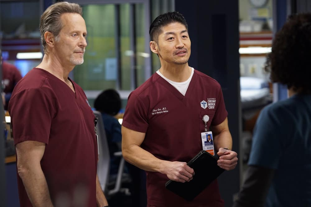 CHICAGO MED Season 6 Episode 8 Photos Fathers And Mothers, Daughters And Sons
