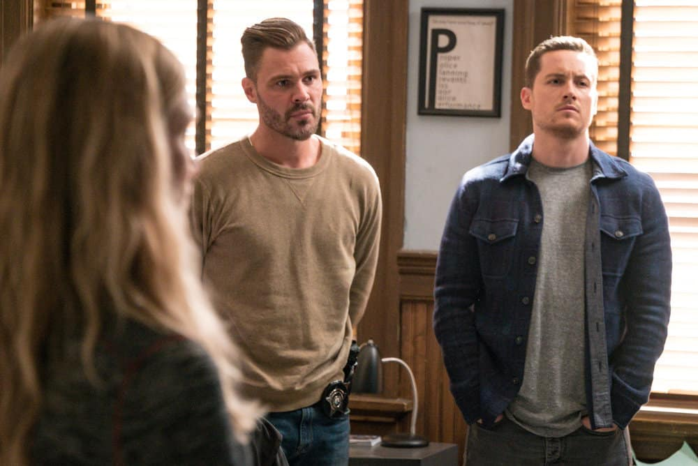 CHICAGO PD Season 8 Episode 8 Photos Protect And Serve