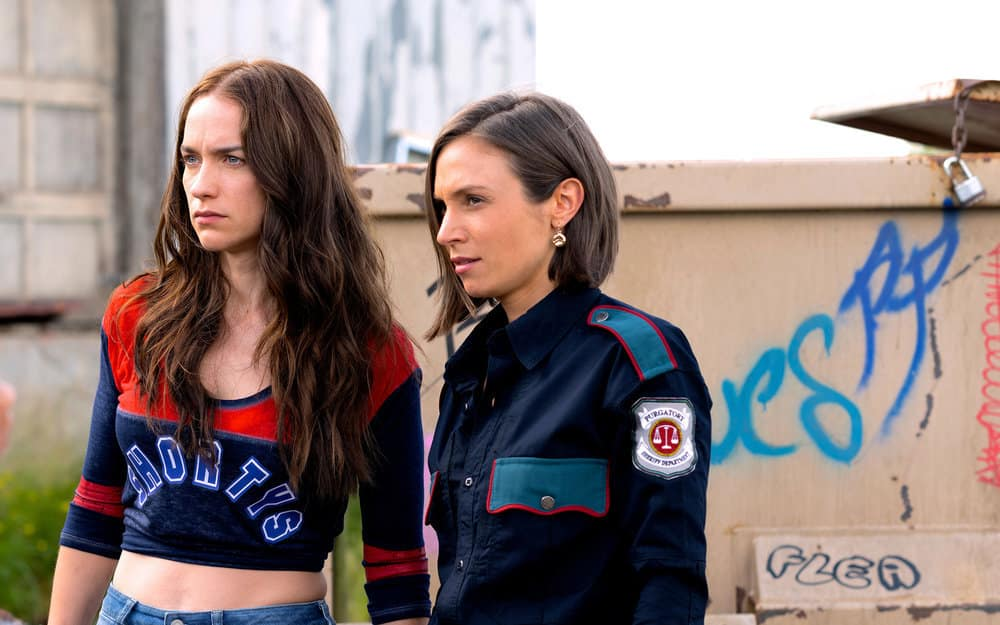 WYNONNA EARP Season 4 Episode 8 Photos Hell Raisin' Good Time