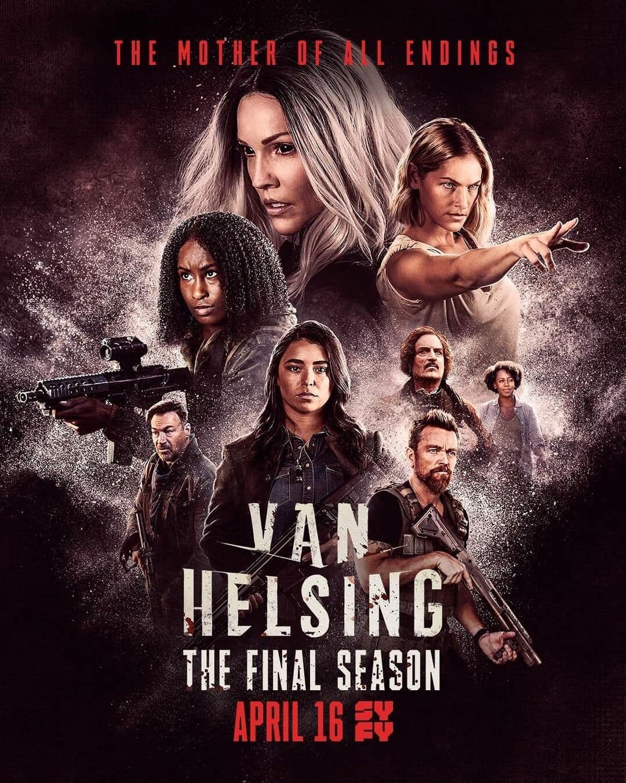 Van Helsing Season 5 Poster Final