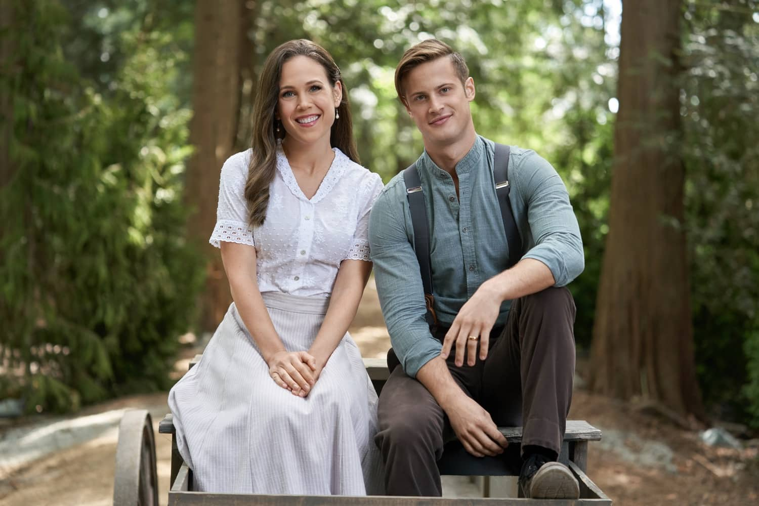 When Calls The Heart Season 8 Episode 4 The inquiry begins, and Nathan starts to question his own actions. Meanwhile, the Canfields, a new family in town, buy Gowen's cabin and Elizabeth welcomes them. Lee's sister and niece arrive in Hope Valley.   Photo: Erin Krakow, Aren Buchholz