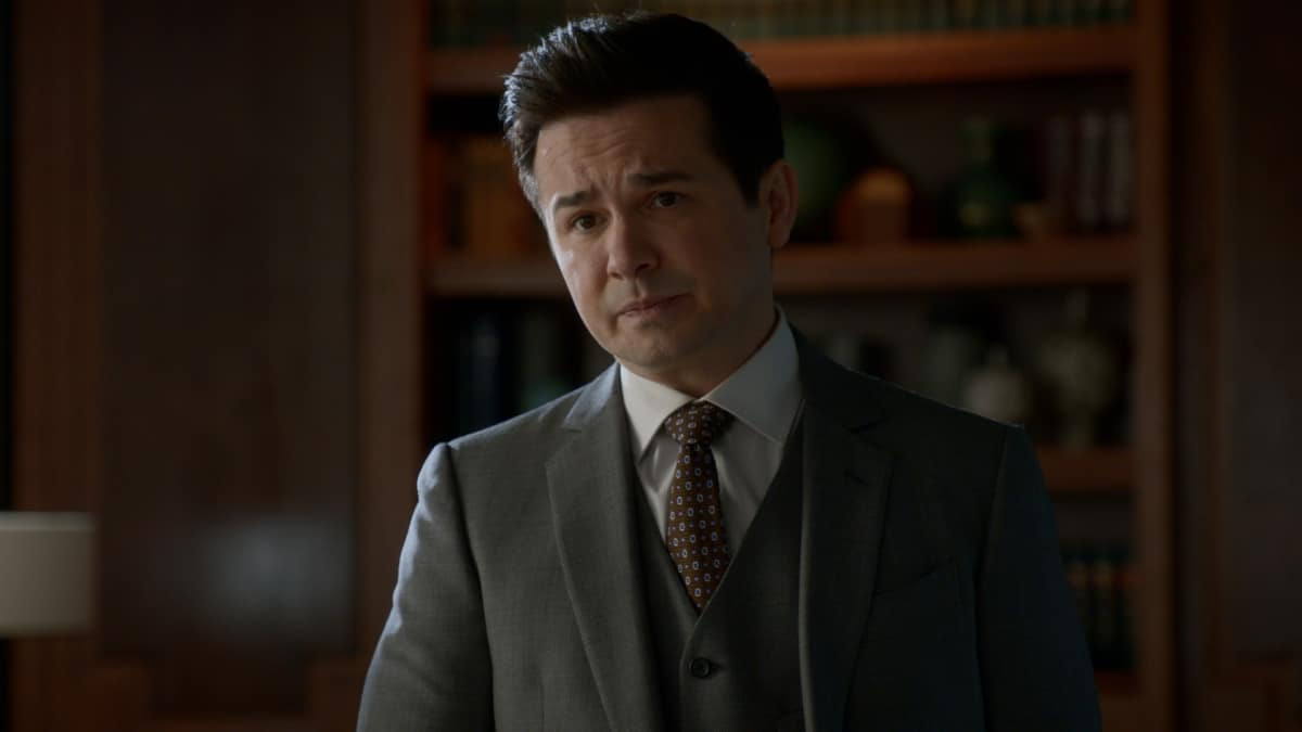 "Bull Season 5 Episode 10 ""The Boy Who Cried Murder"" – Pictured: Freddy Rodriguez as Benny Colón"