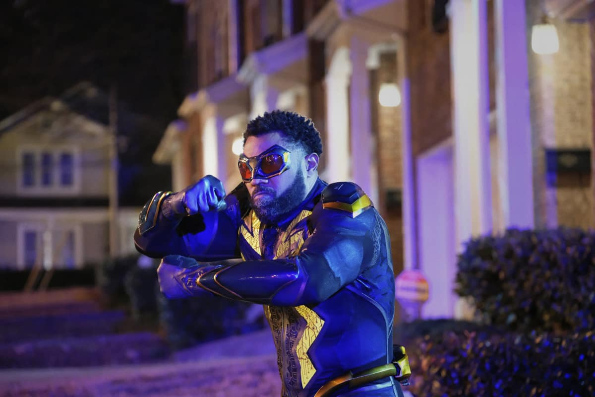 BLACK LIGHTNING Season 4 Episode 6 The Book of Ruin: Chapter Two
