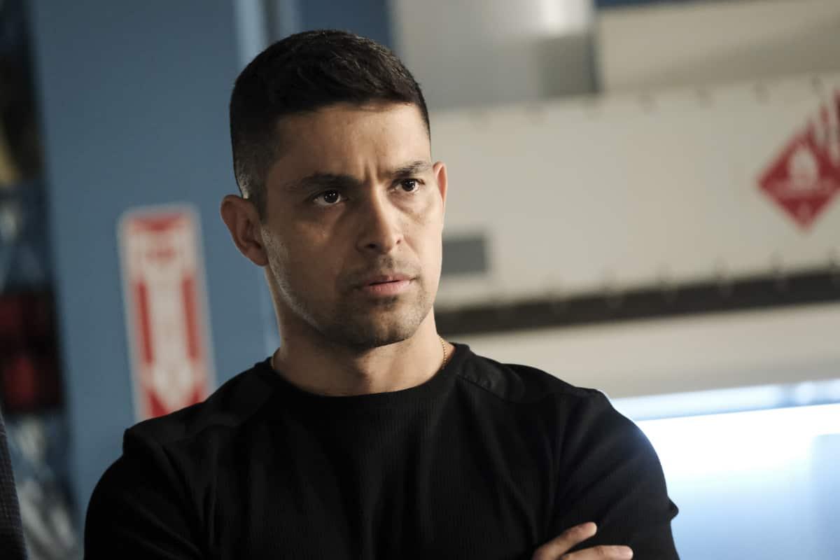 Nick Torres Watchdog Episode NCIS