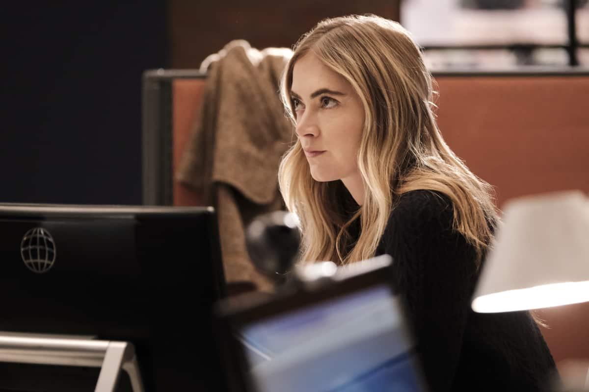 Emily Wickersham NCIS Season 18