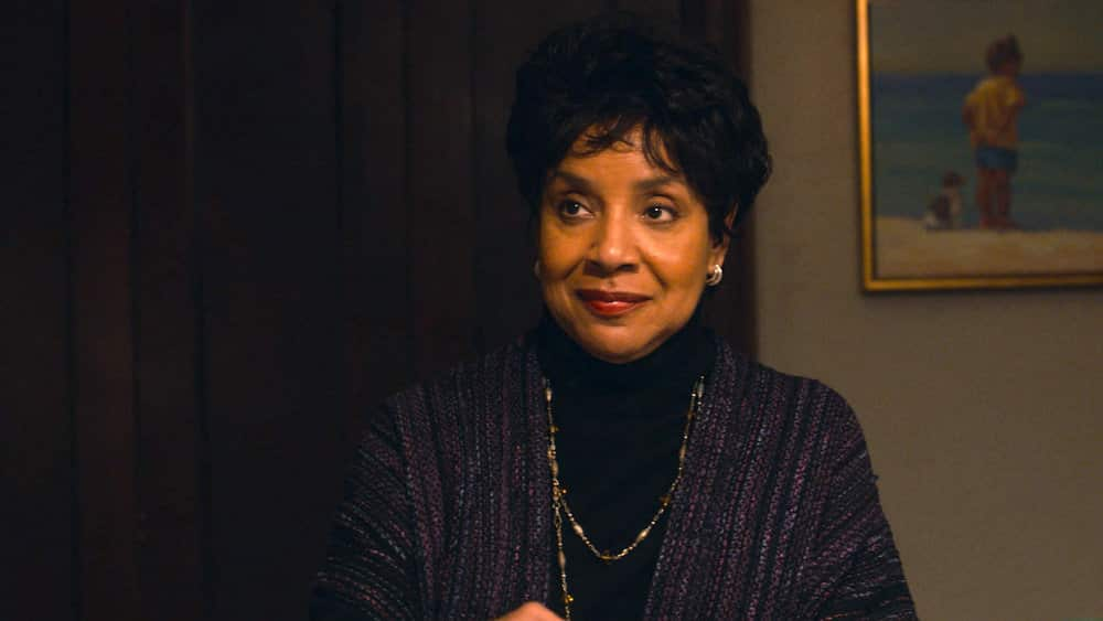 "THIS IS US -- ""I've Got This"" Episode 510 -- Pictured in this screengrab: Phylicia Rashad as Carol -- (Photo by: NBC)"