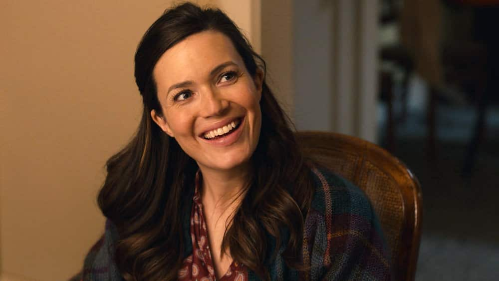 "THIS IS US -- ""I've Got This"" Episode 510 -- Pictured in this screengrab: Mandy Moore as Rebecca -- (Photo by: NBC)"