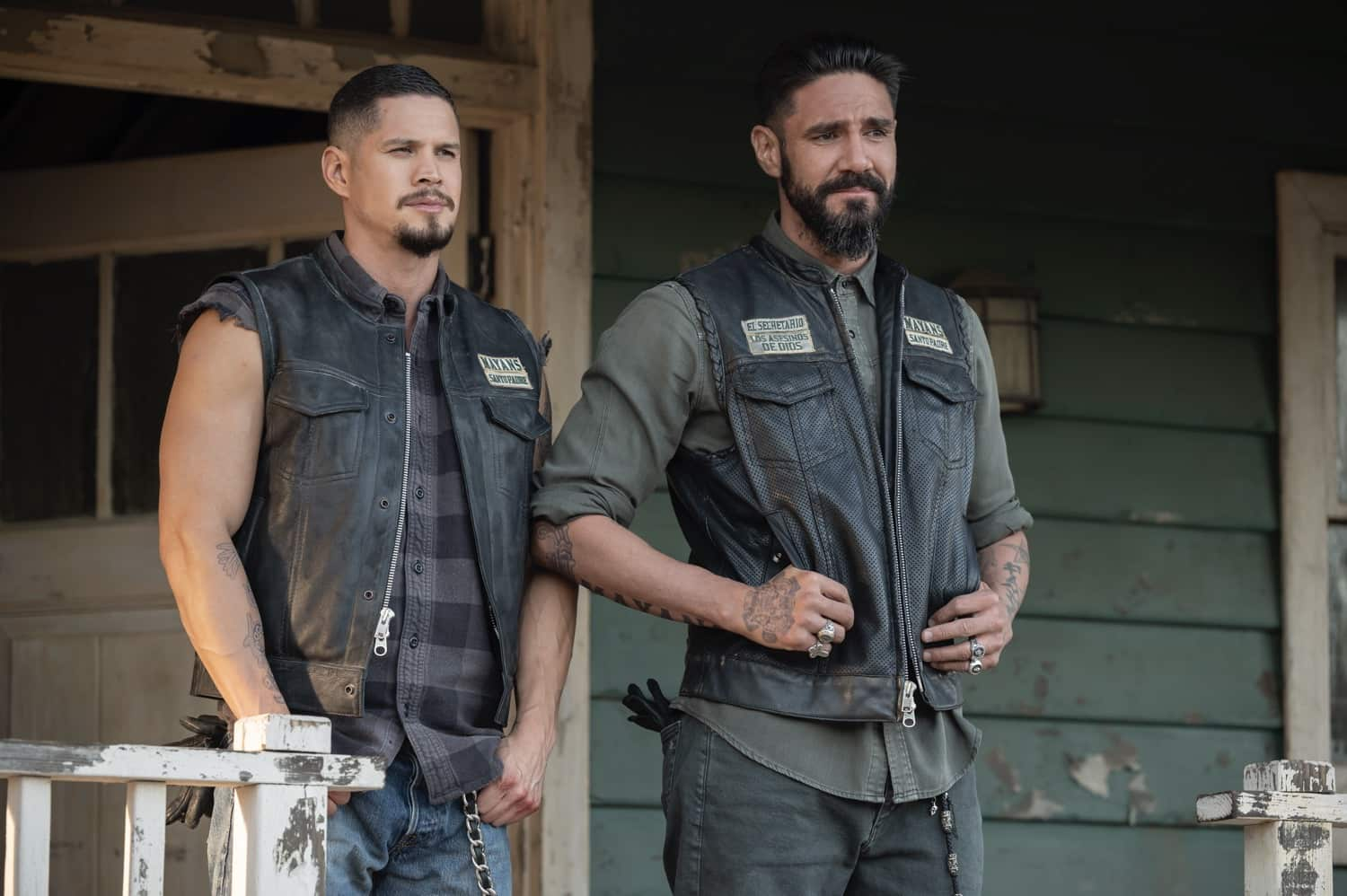 MAYANS MC Season 3 Episode 2 The Orneriness of Kings