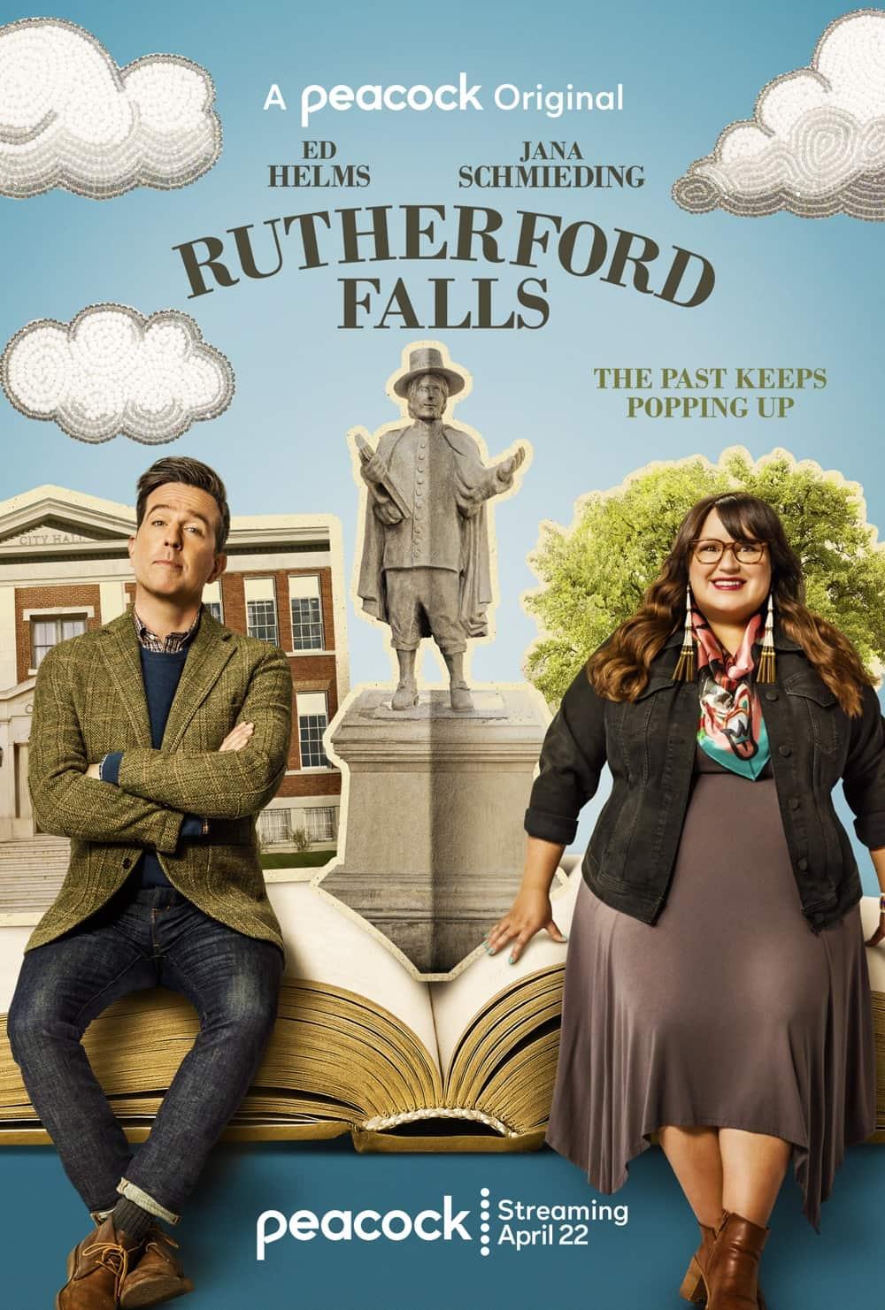 Rutherford Falls Season 1 Poster Key Art