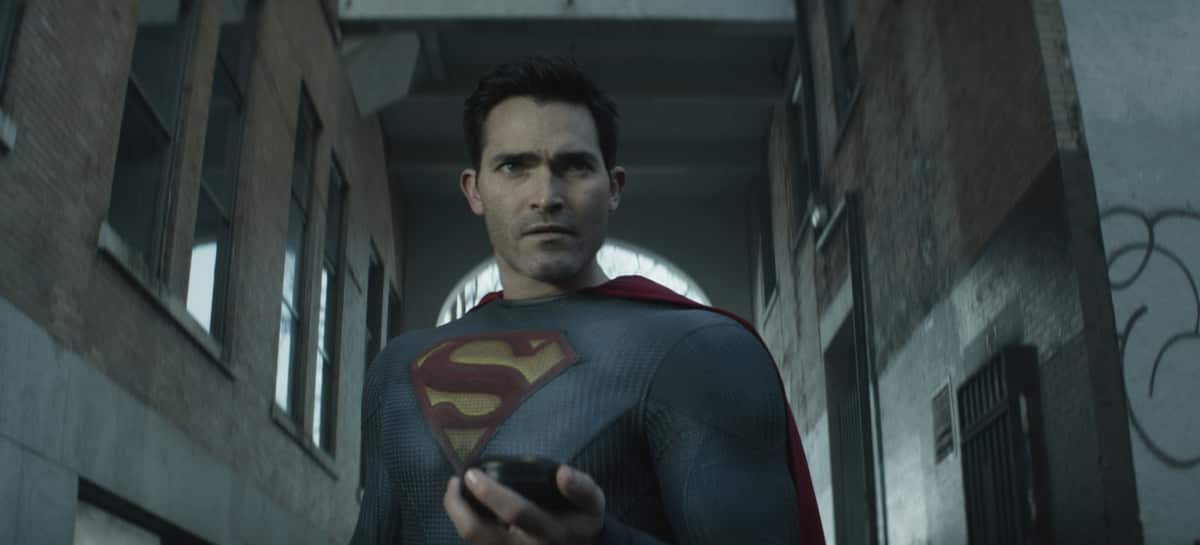 SUPERMAN AND LOIS Season 1 Episode 4 Haywire