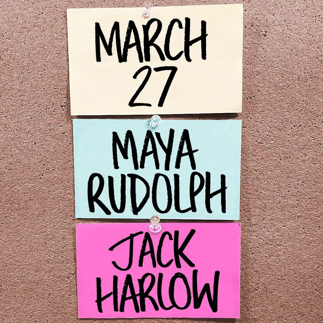 SNL March 27th 2021