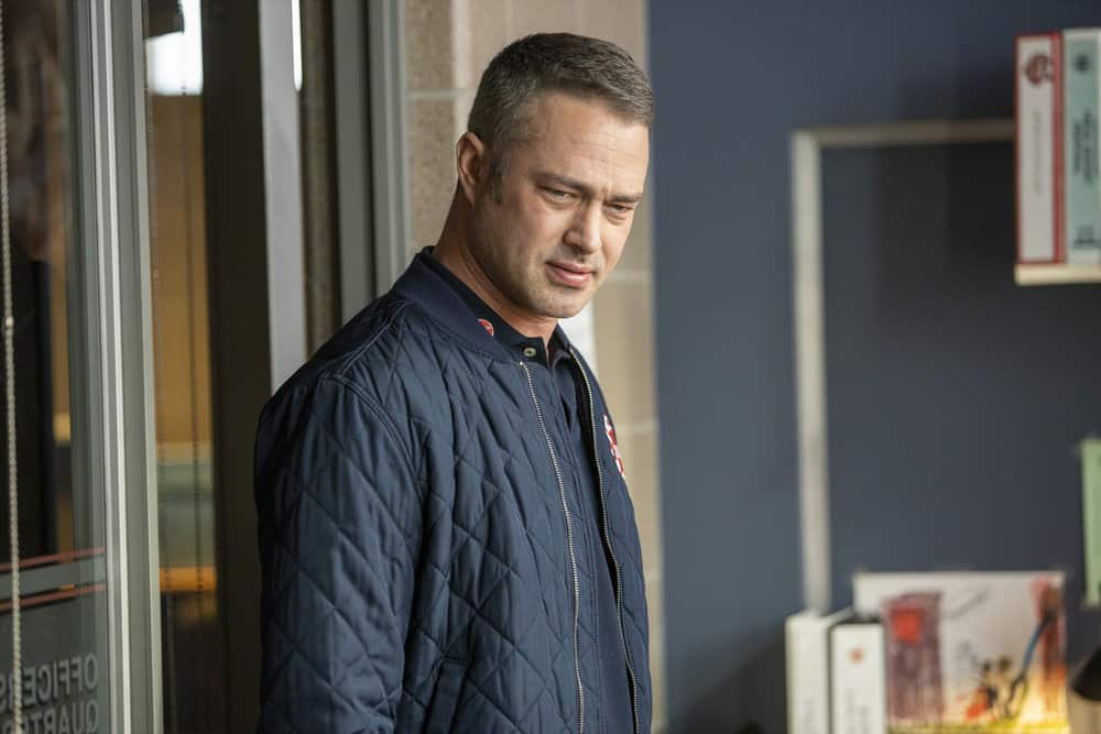 CHICAGO FIRE Season 9 Episode 9 Double Red