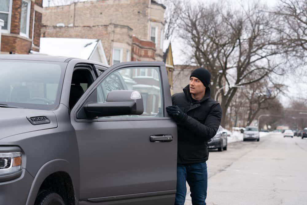 "CHICAGO P.D. -- ""Impossible Dream"" Episode 809 -- Pictured: Jesse Lee Soffer as Jay Halstead -- (Photo by: Sandy Morris/NBC)"