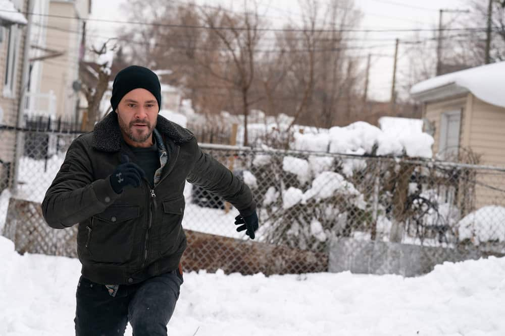 "CHICAGO P.D. -- ""Impossible Dream"" Episode 809 -- Pictured: Patrick John Flueger as Adam Ruzek -- (Photo by: Sandy Morris/NBC)"