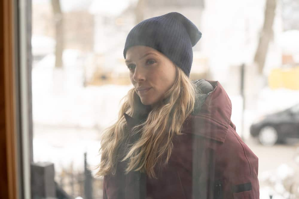 "CHICAGO P.D. -- ""Impossible Dream"" Episode 809 -- Pictured: Tracy Spiridakos as Hailey Upton -- (Photo by: Sandy Morris/NBC)"